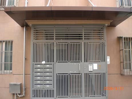 上海楼宇门,上海楼宇门厂家,上海小区防盗门,老式楼宇对讲门